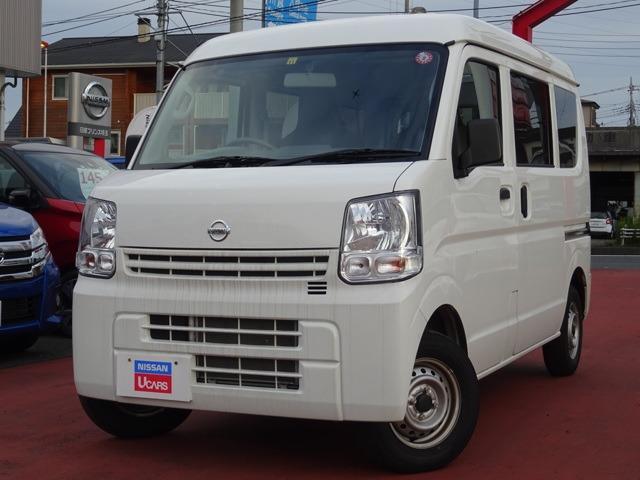 日産 660 DX ハイルーフ 5AGS車 2nd発進