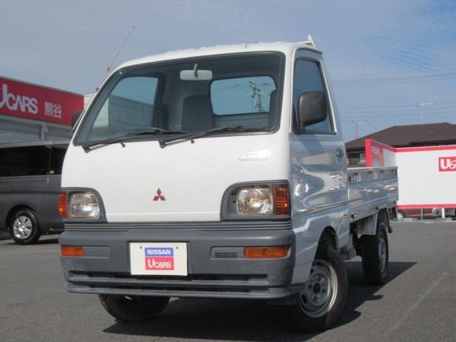 三菱 660 Vタイプ 三方開 4WD