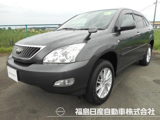 トヨタ 2.4 240G Lパッケージ 4WD 純正ナビ・バックモニター