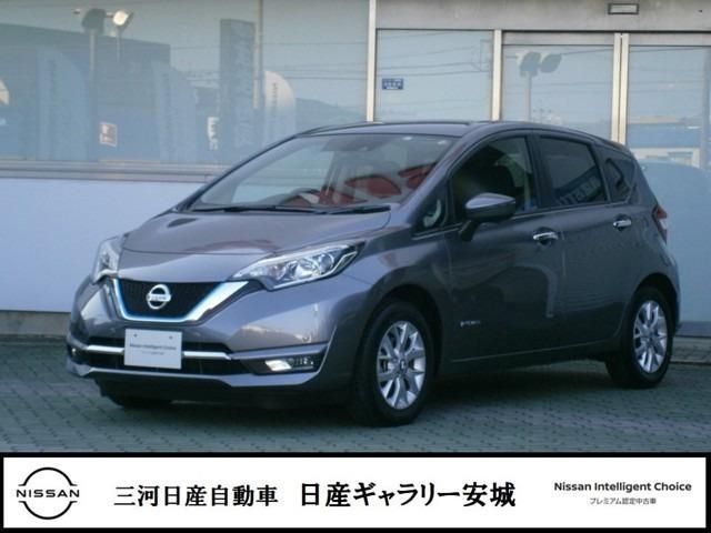 日産 1.2 e-POWER メダリスト 純正ナビTV・ドラレコ・ETC