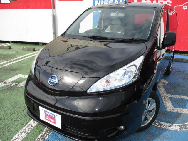 日産 e-NV200ワゴン G 5人乗 純正コネクトナビ バックモニター シートヒーター ハンドルヒーター フルセグ スライドサイドウインドウ