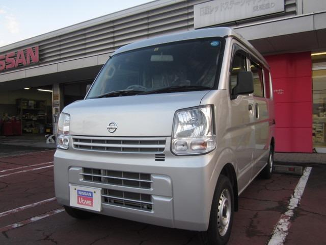 日産 660 DX ハイルーフ 5AGS車