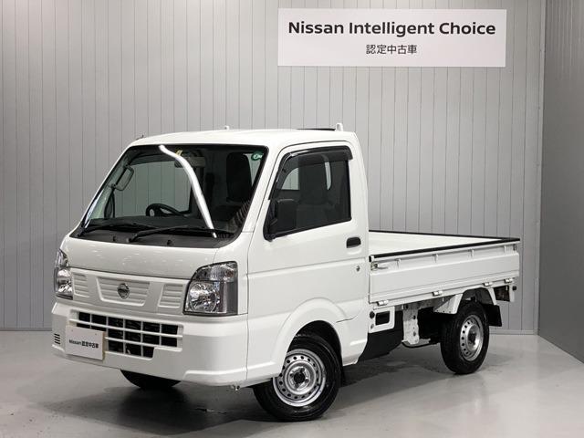 日産 NT100クリッパートラック 660 DX 4WD 純正ラジオ