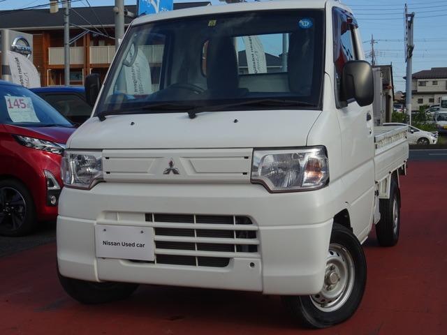 三菱 660 楽床ダンプ 4WD