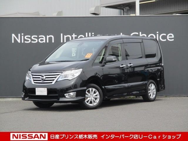 日産 2.0 ハイウェイスター Vセレクション+Safety 4WD 純正メモナビ.ETC