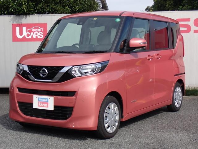 日産 660 X 当社試乗車