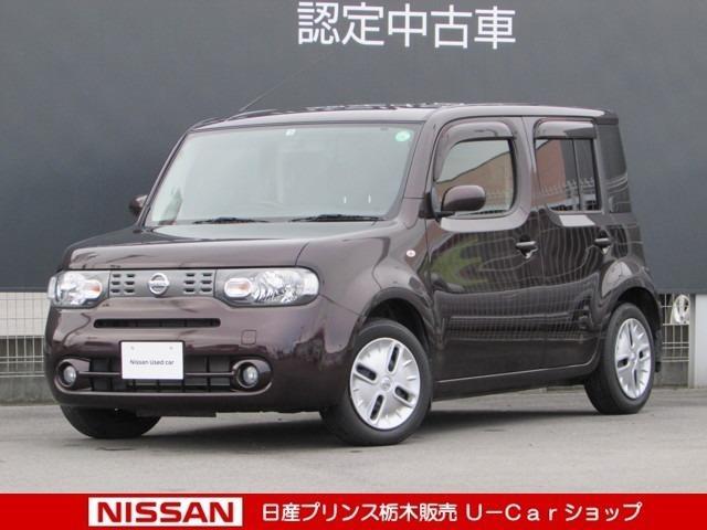 日産 15X Vセレクション キセノンH/L オートライト