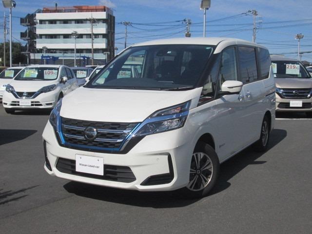 日産 1.2 e-POWER XV セーフティパックB レンタアップ車