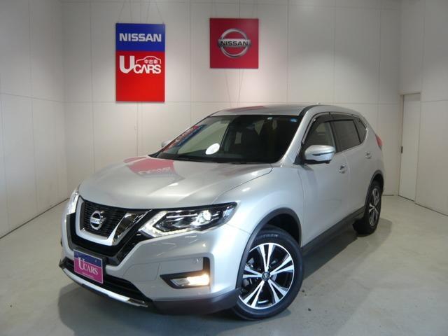 日産 20Xi 【2WD】NissanConnectナビゲーション&フルセグ&プロパイロット&リモコンオートバックドア&LEDへッドライト&ETC