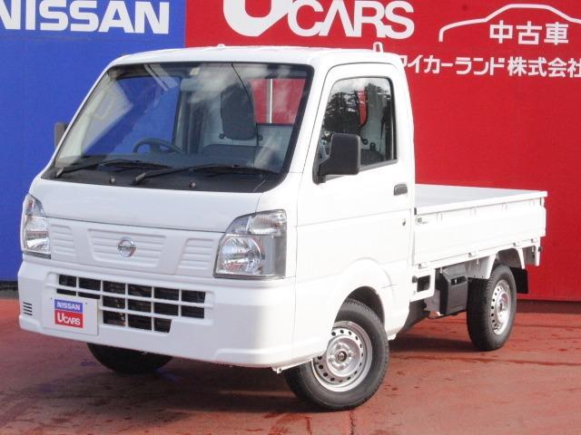 日産 NT100クリッパートラック 660 DX 4WD エアコン