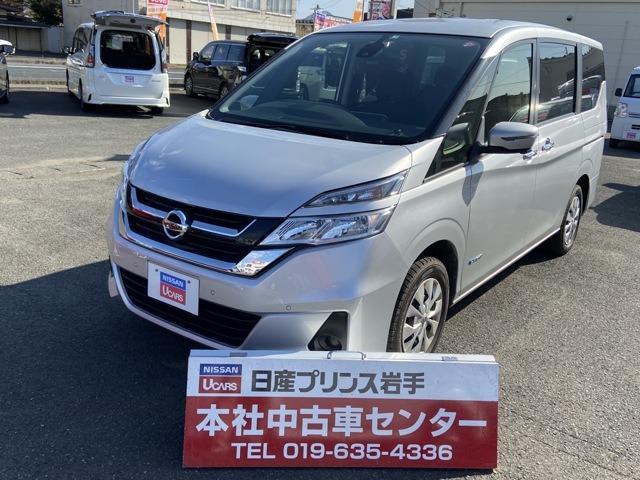 日産 2.0 X 4WD