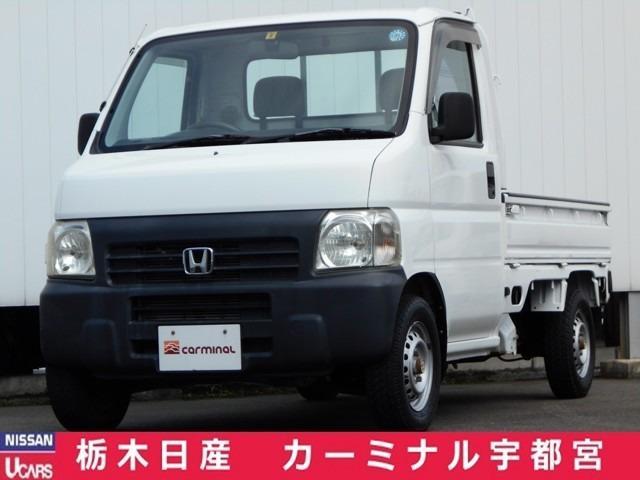 ホンダ アクティトラック 660 SDX 4WD 5速マニュアル・ラジオデッキ装備