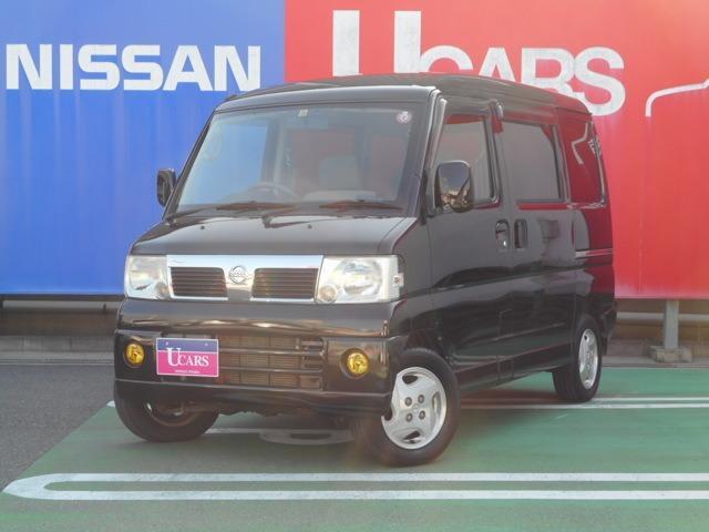 日産 E FOUR 660 E FOUR 4WD フォグライト 切替式4WD
