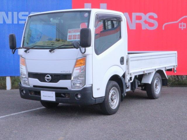 日産 アトラストラック 2.0 ショート フルスーパーロー ETC ドラレコ 木製荷台