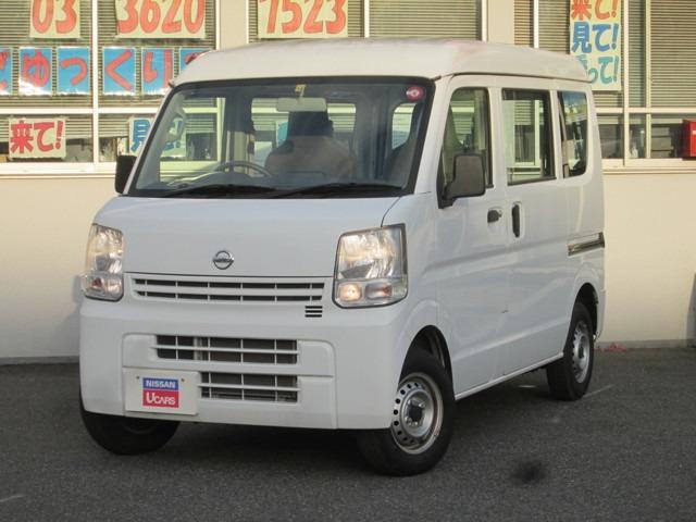 日産 660 DX ハイルーフ 5AGS車 メモリ-ナビ