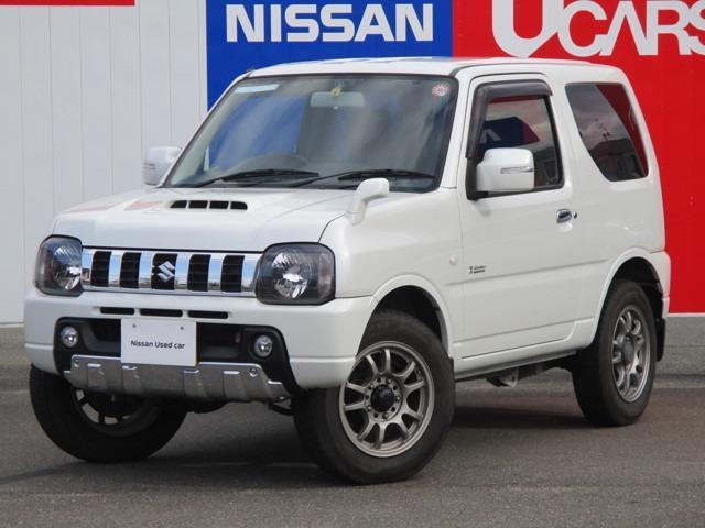 スズキ 660 クロスアドベンチャー 4WD 社外ナビ・ETC車載器