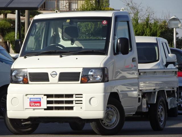 日産 660 DX 4WD ワンオーナー