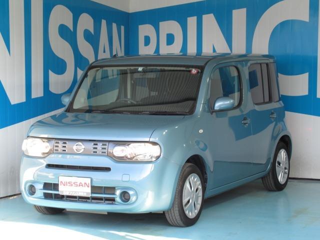 日産 1.5 15X インディゴ +プラズマ メモリーナビ&ETC車載器