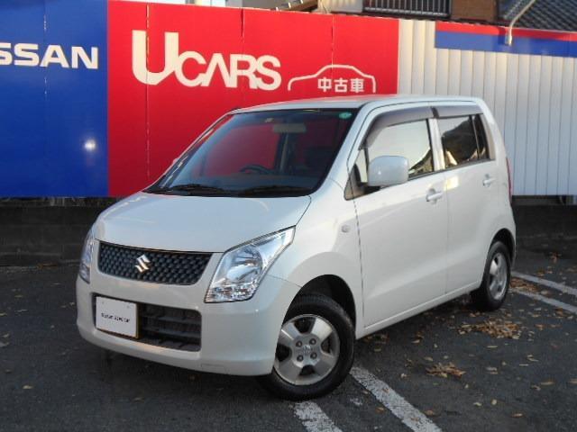 スズキ FX 5MT車/ナビ/TV/DVD・MSV・BT対応/ETC/キーレス/