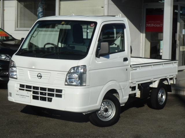 日産 NT100クリッパートラック 660 DX 4WD マニュアルミッション・4WD