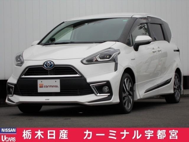 トヨタ ハイブリッド 1.5 G