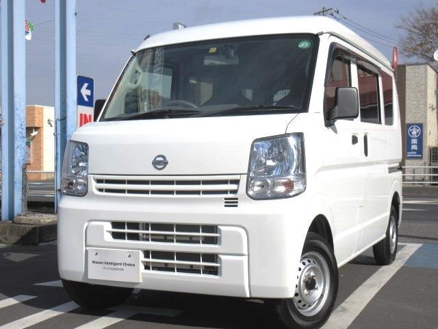 日産 660 DX ハイルーフ 5AGS車 2速発進モード搭載車