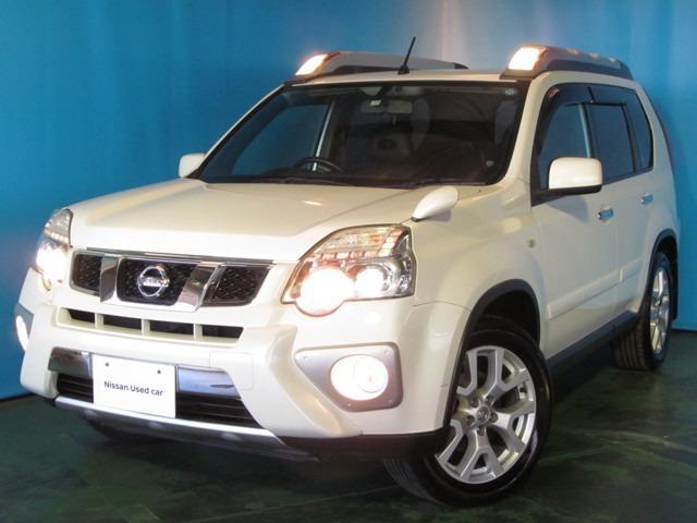 日産 2.0 20Xt エクストリーマーX 4WD 日産純正メモリーナビ(MC311D-A)