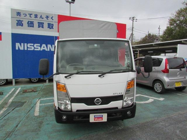 日産 アトラストラック 2.0 スーパーロー 幌付き