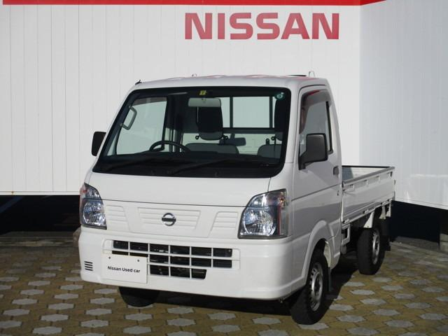 日産 NT100クリッパートラック 660 DX 4WD FM/AMラジオデッキ