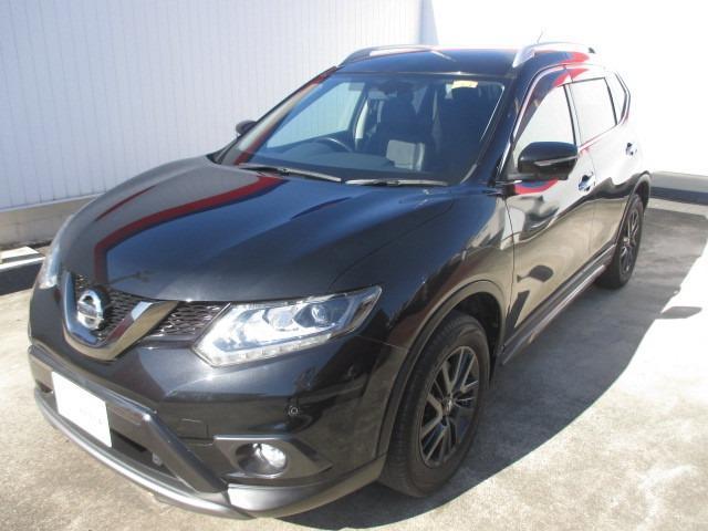 日産 2.0 20Xt ブラックエクストリーマーX  4WD