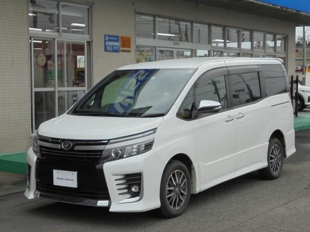 トヨタ 2.0 ZS 煌II 4WD LEDランプ 純正ナビ バックモニター