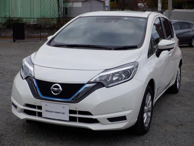 日産 e-パワー X メモリーナビ・アラウンドビュー・ETC ※レンタカーアップ車両