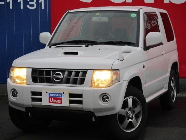 日産 660 RX 4WD HDDナビ シートヒーター