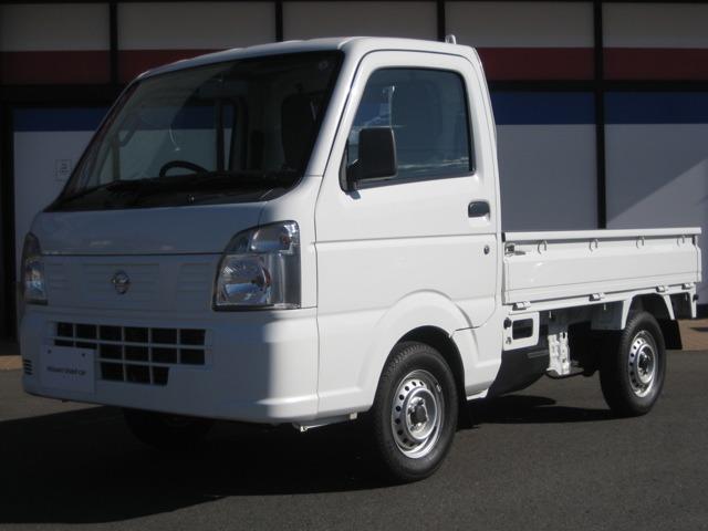 日産 NT100クリッパートラック 660 DX 4WD AT 社外CDデッキ