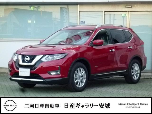 日産 2.0 20Xi ハイブリッド 4WD 純正ナビTV・アラウンドビューモニタ