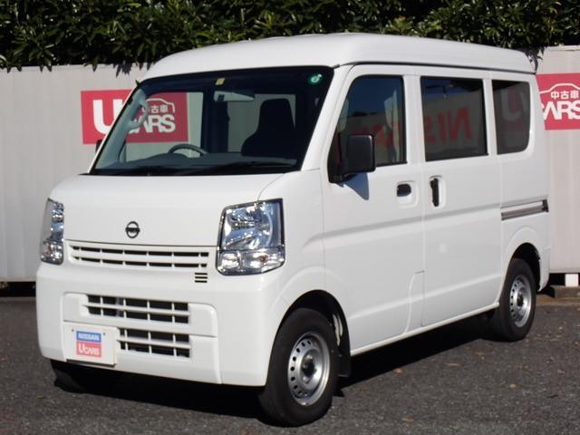 日産 DX 当社社用車・純正メモリーナビ・地デジTV・バックモニター・リモコンキー