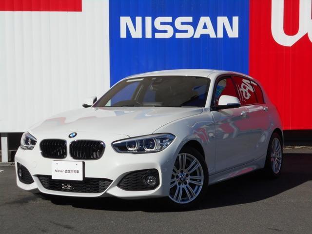 BMW 118d Mスポーツ クルーズコントロール・LEDヘッドライト