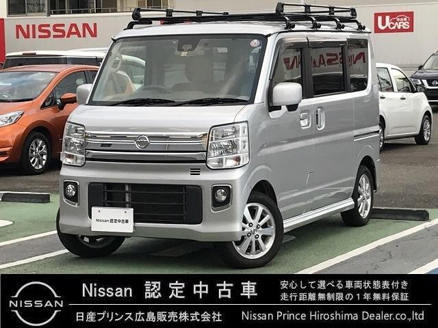 日産 NV100クリッパーリオ 660 E 4WD ナビ ドラレコ ETC キセノン