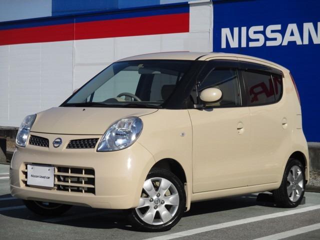 日産 E 660 E オートエアコン・オートライト ・お買物の足にどうぞ!安心の日産全国保証付です!
