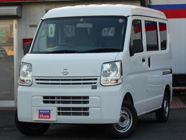日産 660 DX ハイルーフ 5AGS車 Wエアバック プライバシーガラス