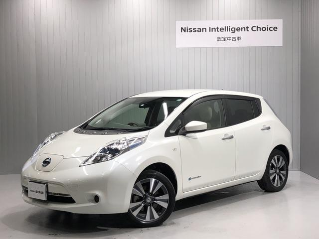 日産 X サンクスエディション(30kwh) 30kWh X サンクス エディション EV専用ナビ&バックモニター&ETC