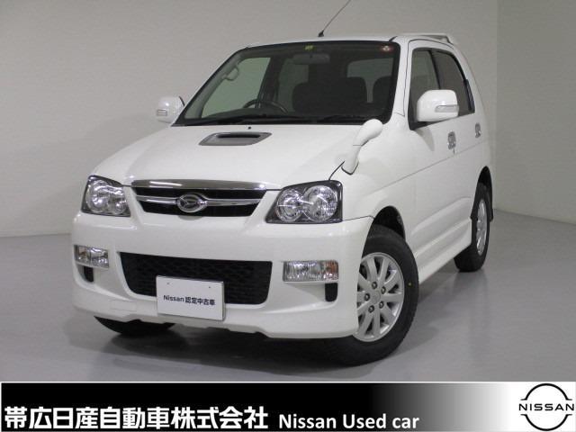 ダイハツ 660 カスタムX 4WD 新品スタッドレスタイヤ付