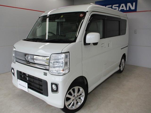 沖縄の中古車 日産 NV100クリッパーリオ 車両価格 129万円 リ済別 2015(平成27)年 7.5万km パールホワイト