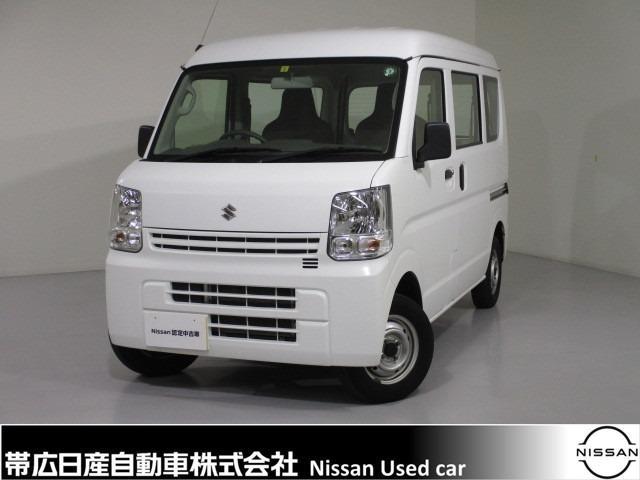 スズキ 660 PA ハイルーフ 5AGS車 4WD スタッドレスタイヤ付