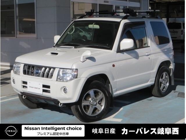 日産 RX 4WD I/Cターボ CDチューナー シートヒーター 15インチアルミ