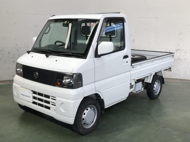 日産 クリッパートラック DX 660 4WD 5速マニュアル パワステ 運転席エアバック