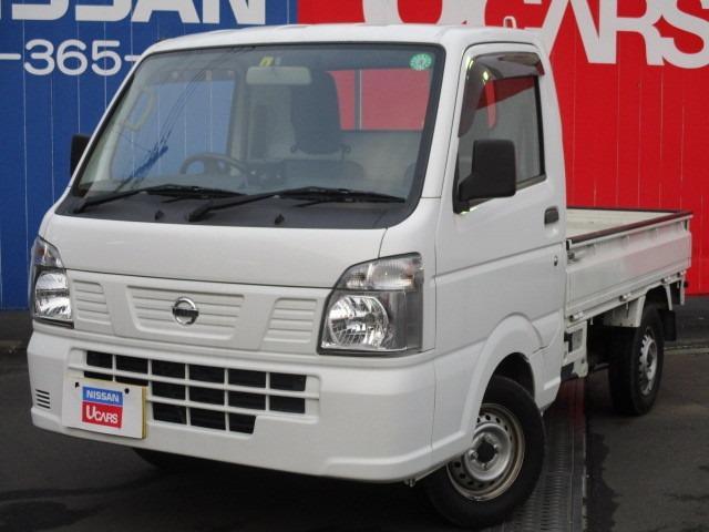 日産 DX 660 DX 最大積載量350kg 5速マニュアル車