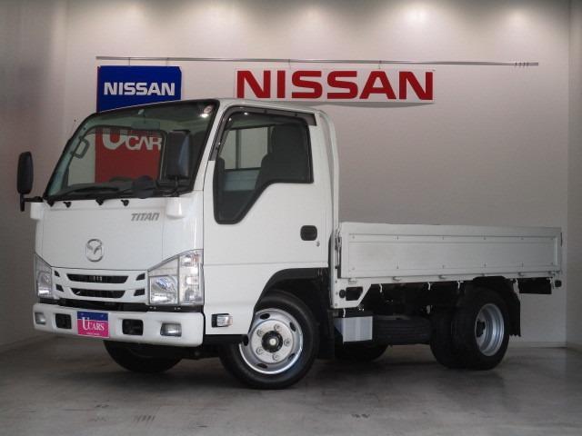 マツダ タイタントラック ベースグレード 3.0ディーゼル 2t 高床 Wタイヤ 6速マニュアル