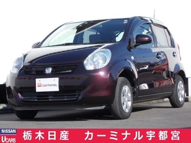 トヨタ 1.0 X クツロギ 純正メモリーナビ・ワンセグ・ETC装備