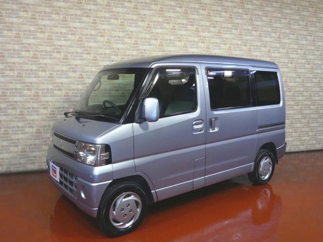 三菱 660 LX ハイルーフ マニュアル車 キーレス